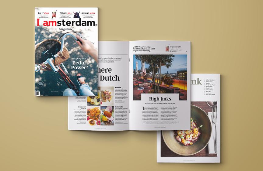 I amsterdam magazine